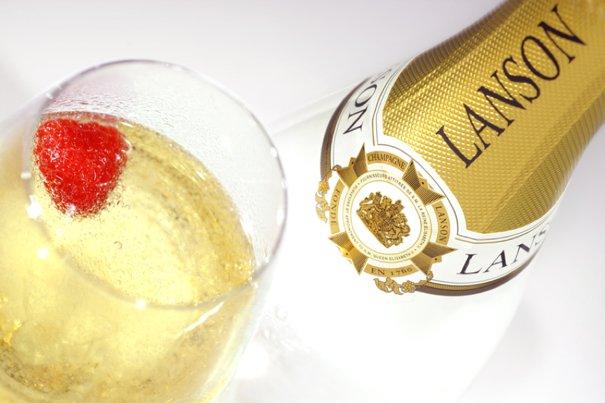 lanson шампанское