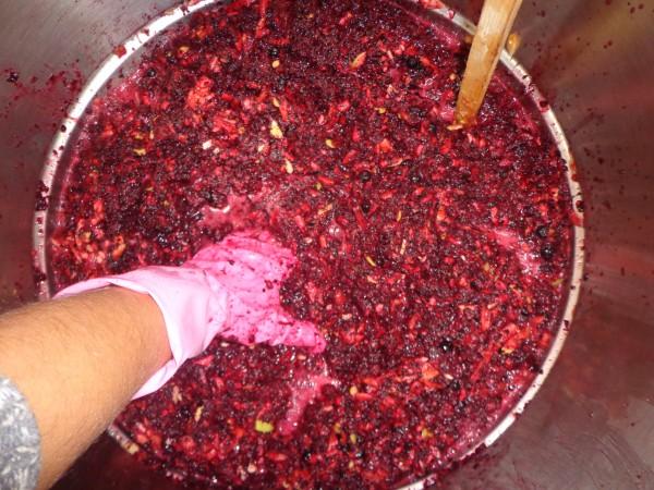 вино из ягод