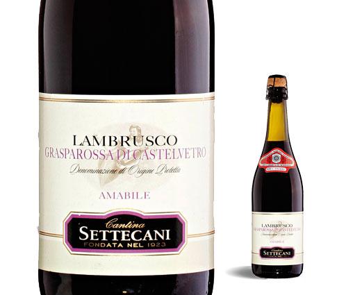 игристое вино lambrusco