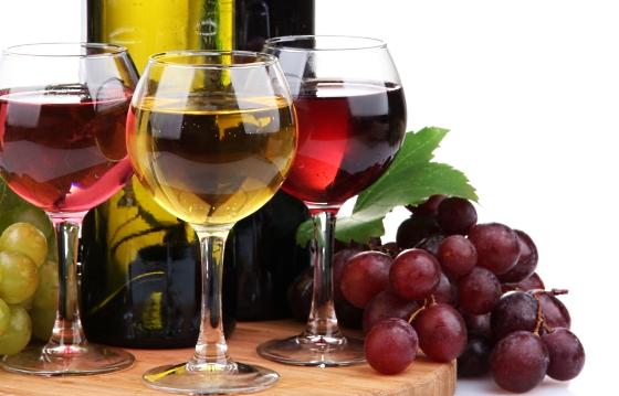 виды белого вина