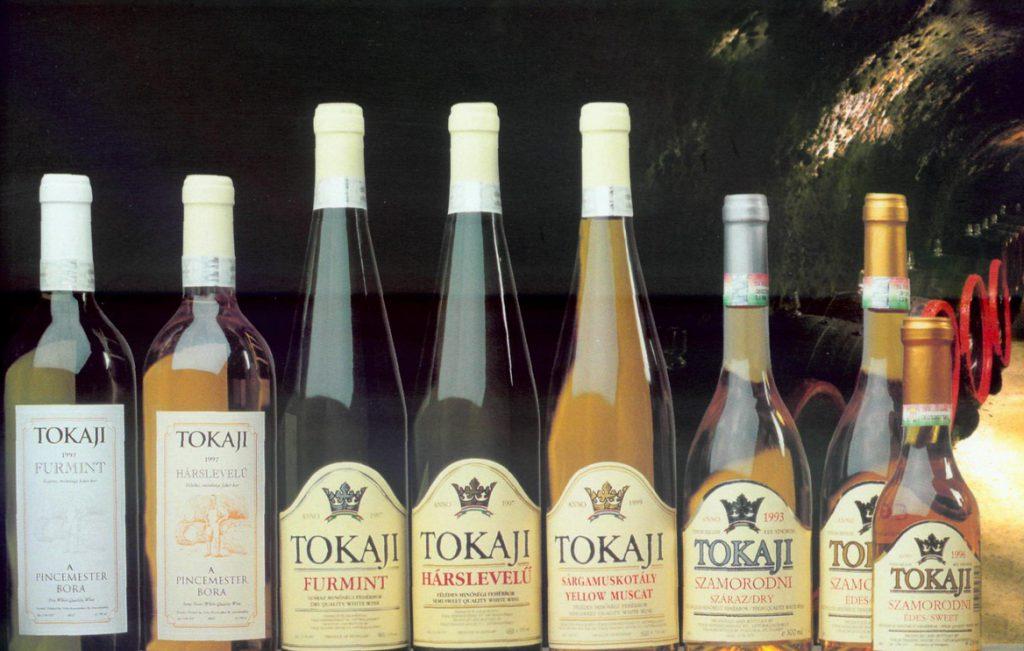 вино токай