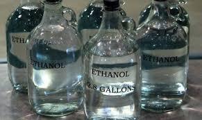 виды спиртов для водки