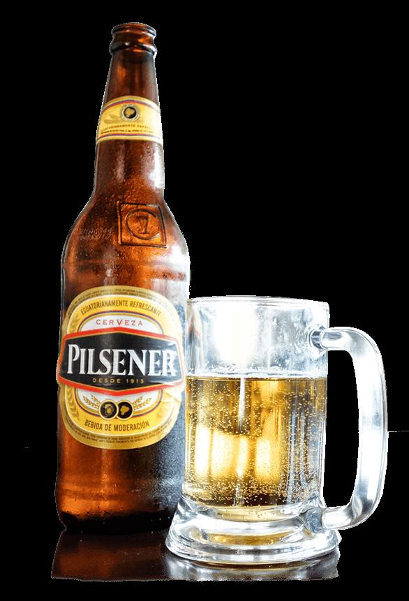 пиво бок