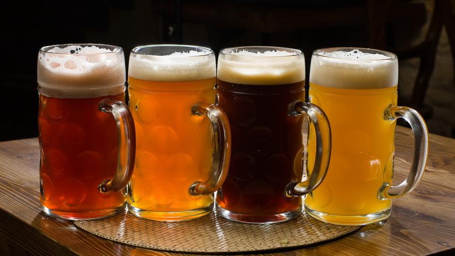 лагер пиво