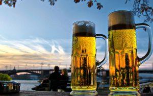 история появления пива