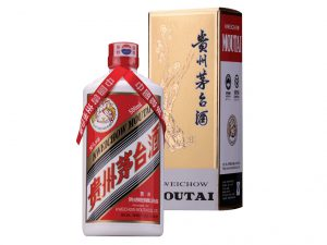 как пить китайскую водку
