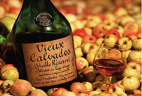 какой алкогольный напиток делают из яблок