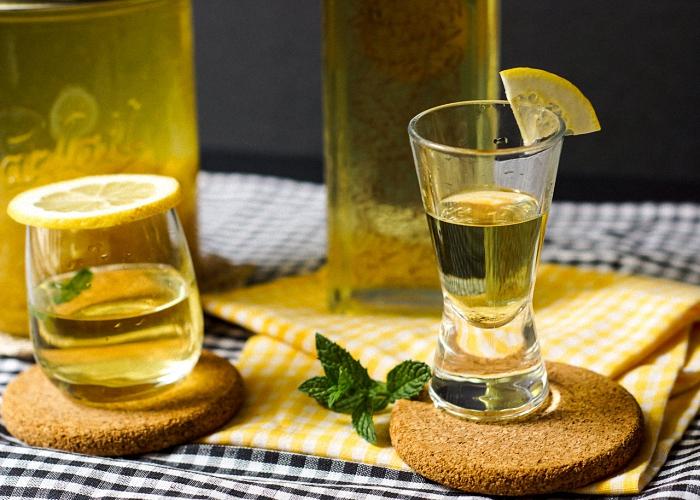 напитки из водки