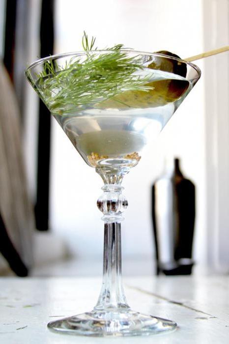 коктейль вермут с водкой