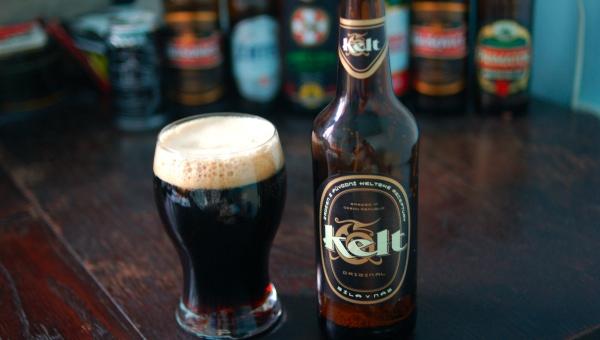 пиво кельт